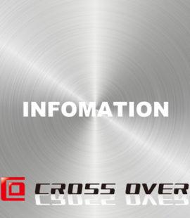 クロスオーバー_infomation画像